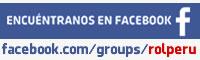 Rol-Perú en Facebook
