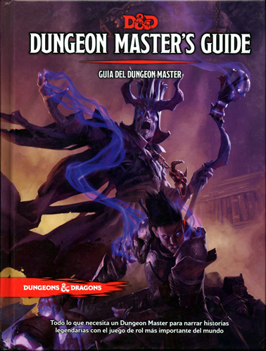 D&D 5ta ed. Guía del Dungeon Master
