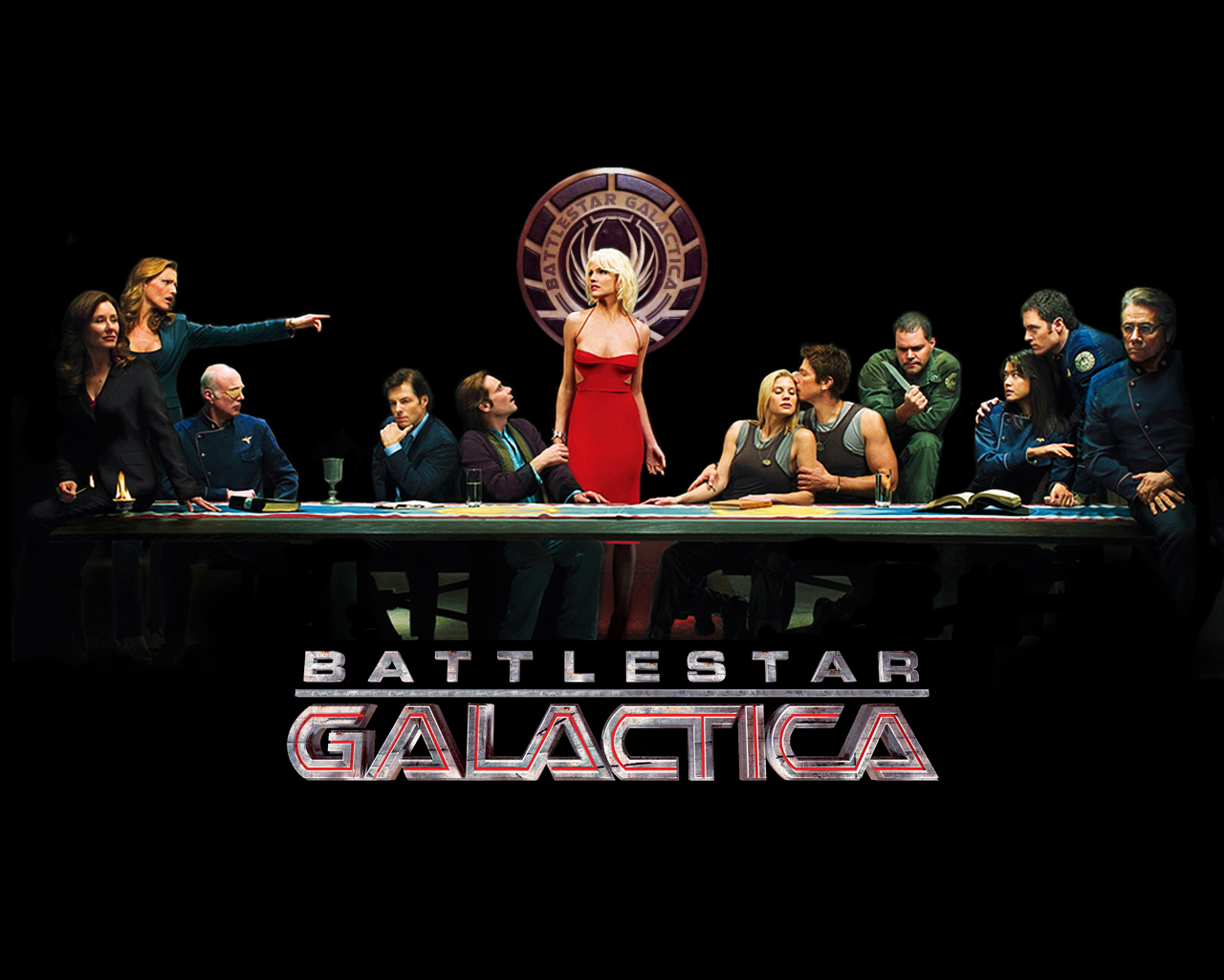 Battlestar Galactica5